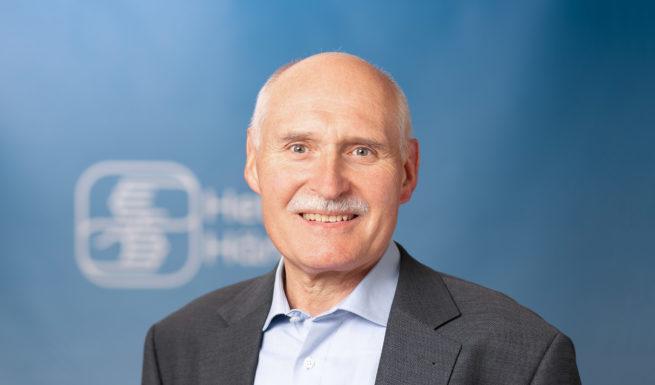 Anton Wölfl, Vorstand ©Helfende Hände/Fabian Helmich