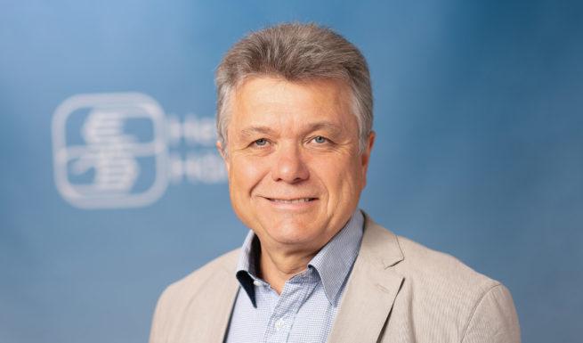 Gerold Zach, Vorstand ©Helfende Hände/Fabian Helmich