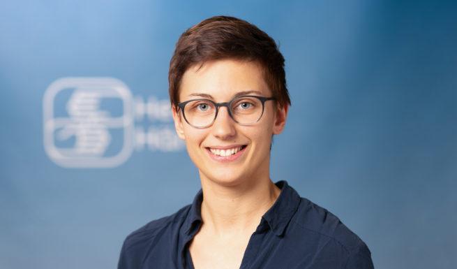 Veronika Bark, Präventionsbeauftragte ©Helfende Hände/Fabian Helmich