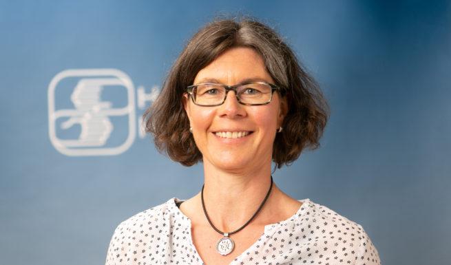 Martina Engelhart, Therapieleitung Kinder- und Jugendbereich ©Helfende Hände/Fabian Helmich