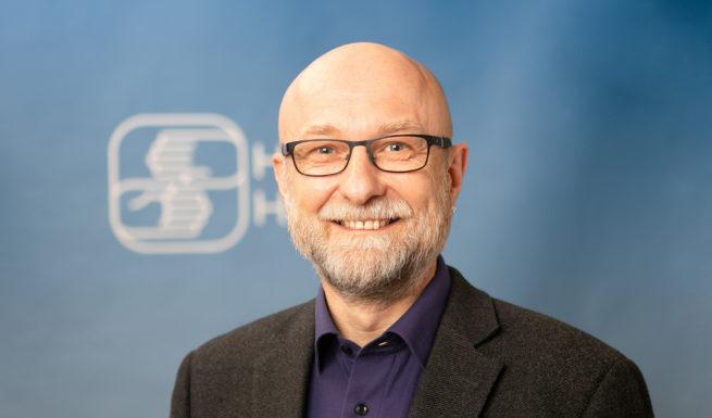 Reinhard Mußemann, Geschäftsführung ©Helfende Hände/Fabian Helmich