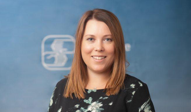 Emma Niles, Präventionsbeauftragte ©Helfende Hände/Fabian Helmich