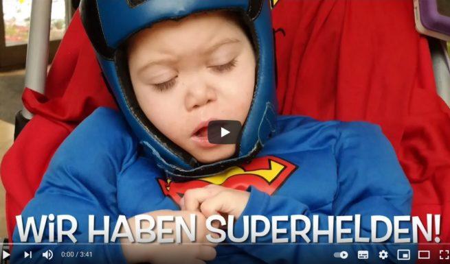 Cover Wir bei Helfende Hände haben Superhelden!